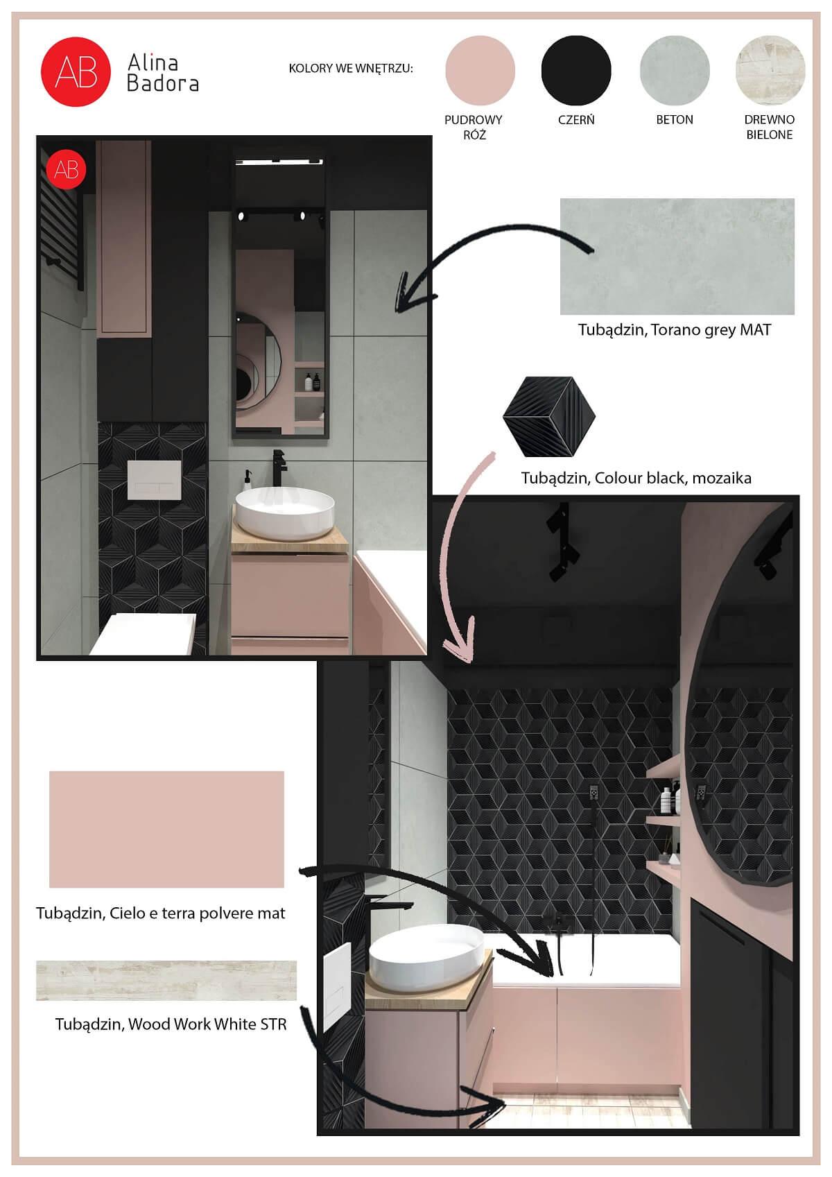 Inspiracje Ali - jak urządzić łazienkę w kobiecym stylu?