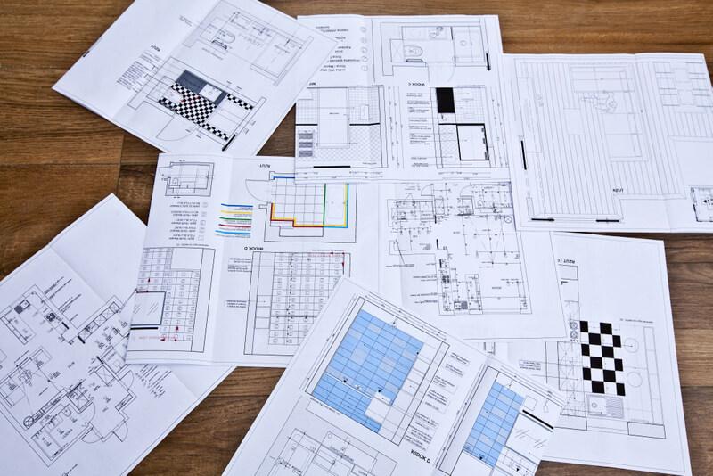 Projekty funkcjonalne wnętrza | Alina Badora, Architekt wnętrz