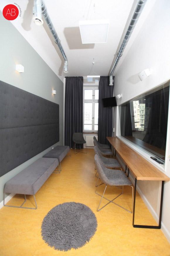 Styl industrialny - projekt wnętrz powierzchni biurowej | Alina Badora, architekt wnętrz