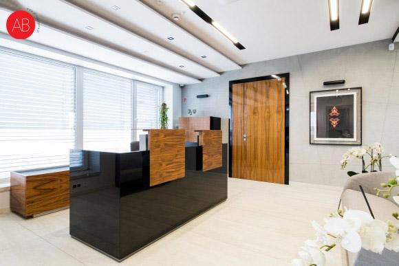 Projekt wnętrza biura firmy Korona Candles | Alina Badora, architekt wnętrz