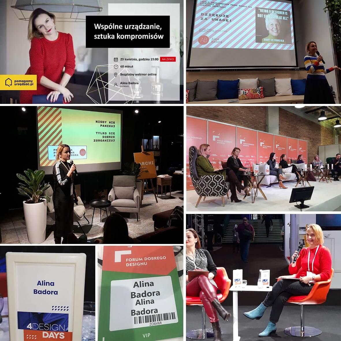 Konferencje, szkolenia, webinary